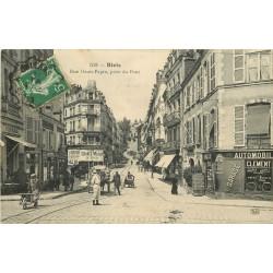 41 BLOIS. Garage Clément rue Denis Papin 1914