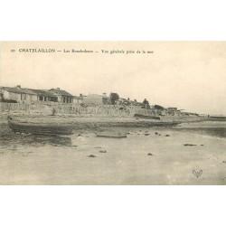 17 CHÂTELAILLON. Les Boucholeurs vue de la Mer