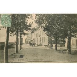 41 BLOIS. L'Hôtel de Ville ou Mairie et le Mail vers 1903