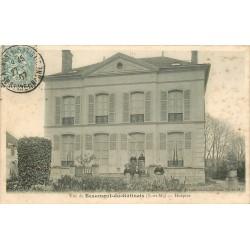 77 BEAUMONT-EN-GATINAIS. Hospice 1907