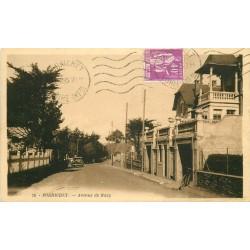 3 x Cpa 44 PORNICHET. Avenue de Mazy 1935, Le Port et la Baie