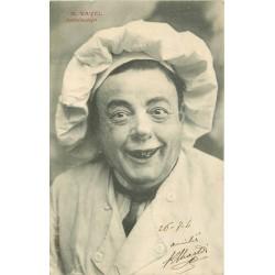 BERGERET. Satisfaction du Cuisinier Vatel 1904