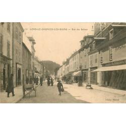 39 LONS-LE-SAUNIER-LES-BAINS. Quincaillerie rue des Salines