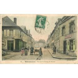 45 BOISCOMMUN. Verger Cordonnier rue du Faubourg de Beaune 1909