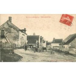 77 BOULANCOURT. Scène de vie dans le Village 1907