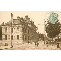 2 x Cpa 33 BORDEAUX. Ecole de Médecine navale 1906 et Faculté des Sciences 1907