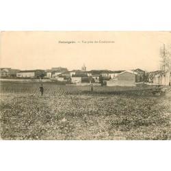 34 PUISSERGUIER. Vue prise des Condamines 1905
