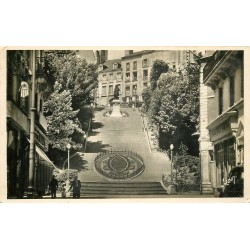 41 BLOIS. Rue Denis-Papin Escaliers photo Cpsm 1950