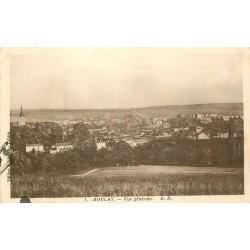 57 BOULAY MOSELLE. Vue sur la Ville 1939