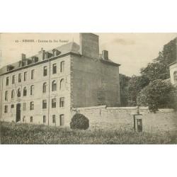 35 RENNES. Caserne du Bon Pasteur vers 1928...