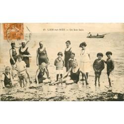 14 LION-SUR-MER. Un bon Bain 1928