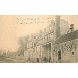 78 DENISY. Animation au Château Ferme