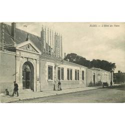 41 BLOIS. Recette Hôtel des Postes et Télégraphes 1915