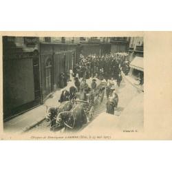 41 BLOIS. Obsèques de Monseigneur Laborde en 1907
