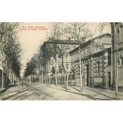 81 ALBI. Ecole Sainte-Marie Boulevard Carnot 1914