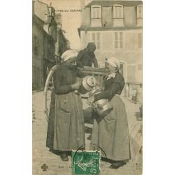 36 TYPES DU CENTRE. Laitières Berrichonnes 1907