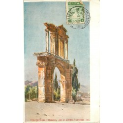 ATHENES. Arc d'Adrien 1916