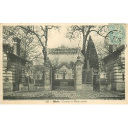 41 BLOIS. La Caserne de Gendarmerie vers 1905