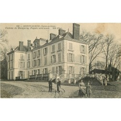 95 MONTLIGNON. Château de Montgarny