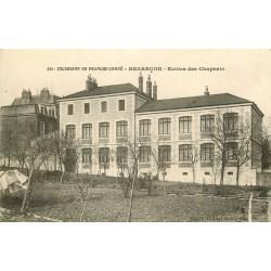 25 BESANCON. Ecole des Chaprais 1914