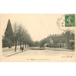 41 BLOIS. Troupeau de Moutons avenue Victor-Hugo 1913