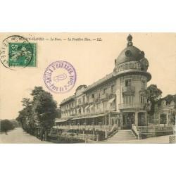 """92 SAINT-CLOUD. Restaurant le """" Pavillon Bleu """" dans le Parc 1913"""