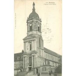 35 RENNES. Eglise Notre-Dame 1908