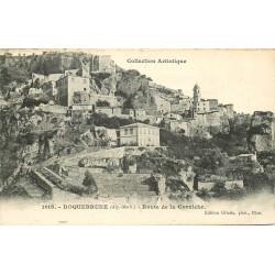 06 ROQUEBRUNE. Route de la Corniche 1905