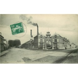 41 BLOIS. La Tuilerie Joly Foucart route de Vendôme ou Chateaudun 1909