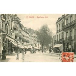 41 BLOIS. Belle Jardinière rue Porte Côté 1909