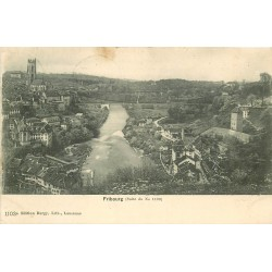 SUISSE. Fribourg 1905