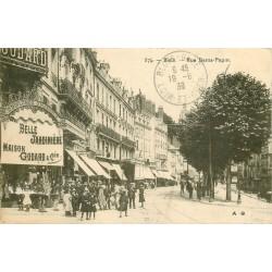"""41 BLOIS. Magasin Godard """" Belle Jardinière """" rue Denis-Papin 1936"""