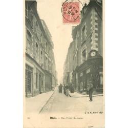 41 BLOIS. La rue Porte-Chartraine 1905