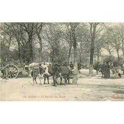 41 BLOIS. Le Marché aux Boeufs.