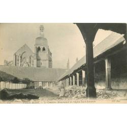 41 BLOIS. Cimetière Monumental et Eglise Saint-Saturnin