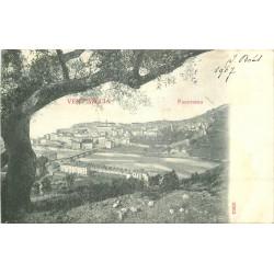 VENTIMIGLIA. Panorama 1907 Vintimille