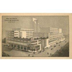 carte postale ancienne 14 LISIEUX. Hôtel des Pélerins Chemin des Buissonnets