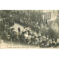 41 BLOIS. Funérailles de l'Evêque Laborde en 1907
