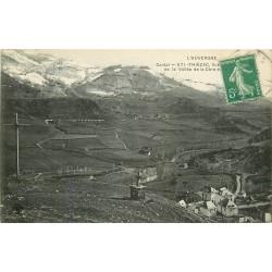 15 THIEZAC. Village dans Vallée de Cère