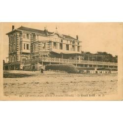 33 LE MOULLEAU. Le Grand Hôtel 1935
