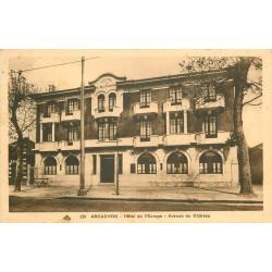 33 ARCACHON. Hôtel de l'Europe avenue du Château