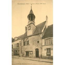 60 TRIE-CHATEAU. Magasin des Comptoirs Français et ancienne Mairie
