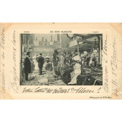 PARIS VII. Au Bon Marché Galerie des Tapis d'Orient
