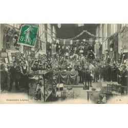 75 PARIS Expositions. Concours Lépine 1911 Petits Fabricants et Inventeurs