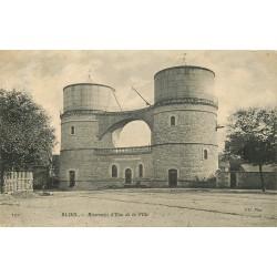 41 BLOIS. Château Réservoirs d'Eau de la Ville 1906