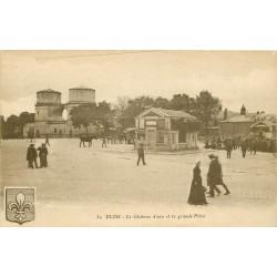 41 BLOIS. Le Château d'Eau et Grande Pièce