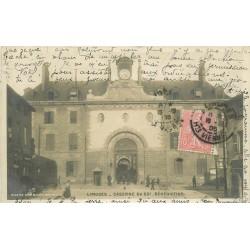 87 LIMOGES. Caserne du 63° Régiment Bénédictins 1905