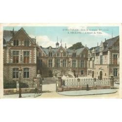 45 ORLEANS. Hôtel de Ville l'Orléannais n° 5 chocolat Poulain