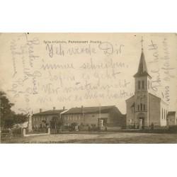 57 PETTONCOURT. Eglise et Calvaire
