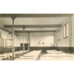 35 RENNES. La Maison Centrale ou Prison. Le Dortoir